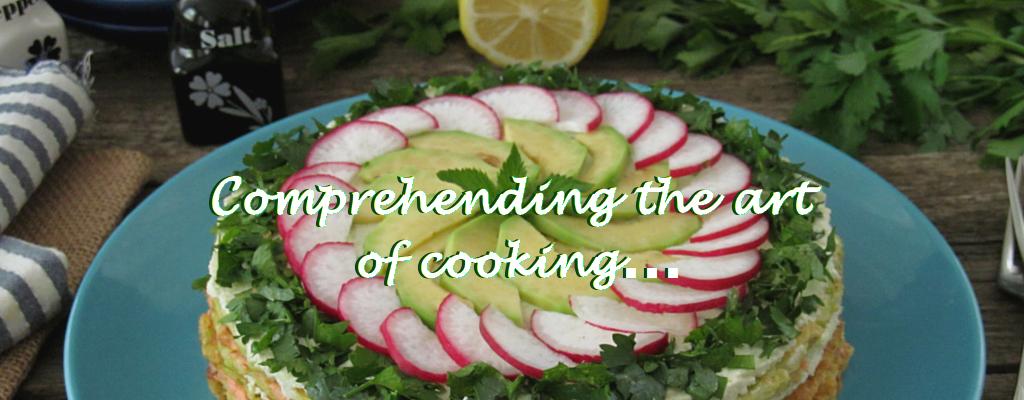 Постигая искусство кулинарии...