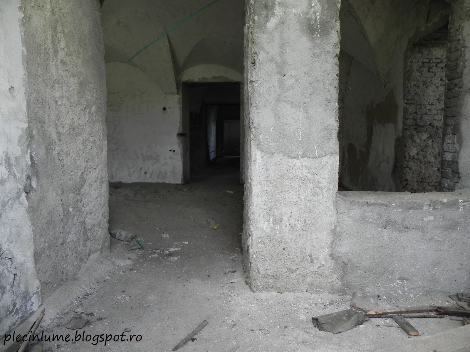 Interior de conac