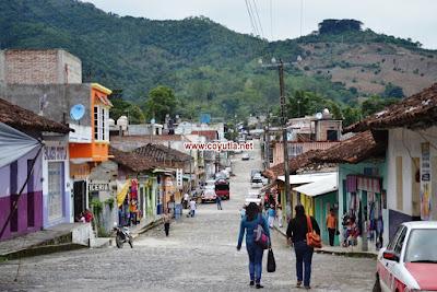 Calles de Coyutla, Veracruz