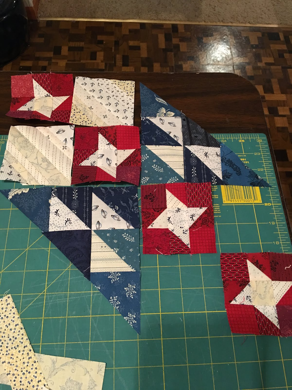 Grace and Peace Quilting: June 2016