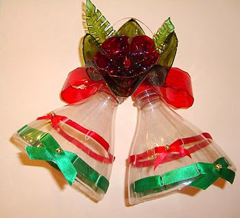 Manualidades navide as con material reciclado for Manualidades navidenas con cartulina