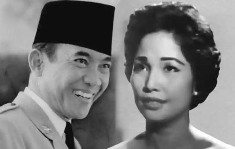 Cinta Bung Karno dengan Sosialita Filipina Yang Tidak Pernah Terekspos