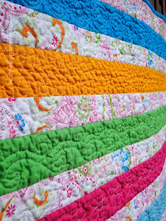 Easy as 11, quilting detail 2