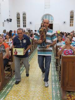 Imagens da Santa Missa de encerramento das peregrinações 2015