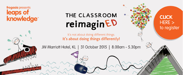 vle frog, leap of knowledge, classroom reimagined