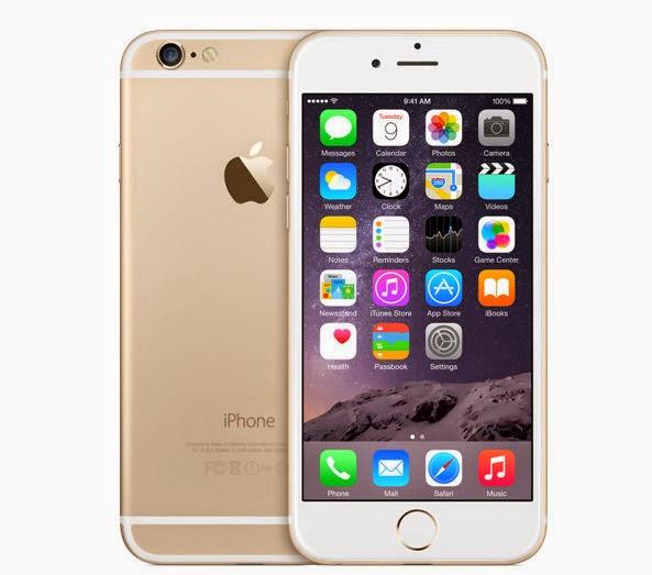 Мобильный телефон Apple iPhone 6 Plus 128 Гб Gold с новой 8-мегапиксельной камерой iSight с технологией Focus Pixels и оптической стабилизацией изображения