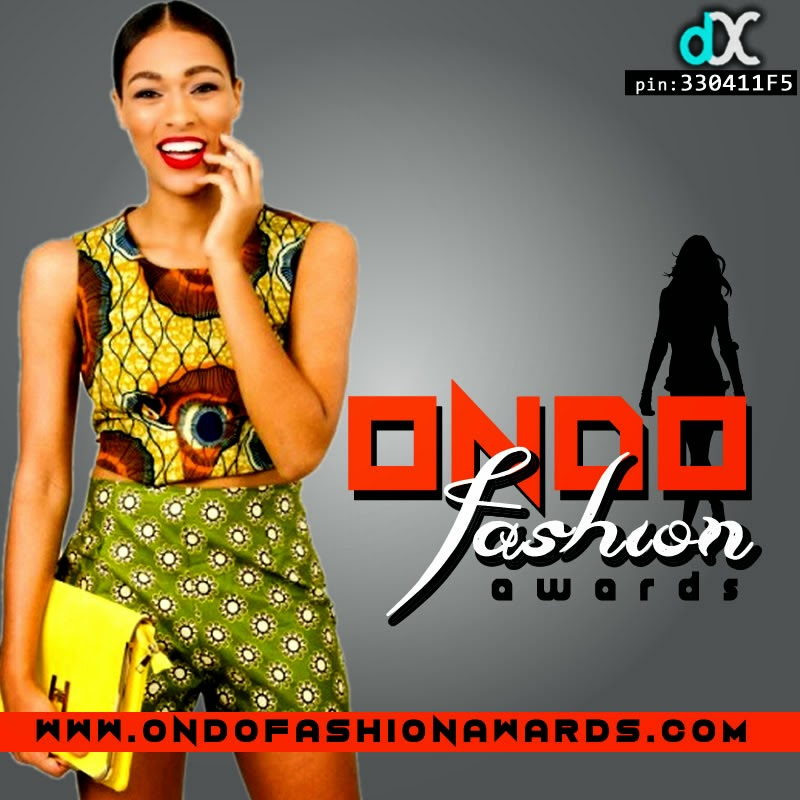 ONDO FASHION AWARDS 2014