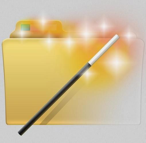 Cara Menyembunyikan atau Menghidden Folder dalam Smartphone/Handphone Tanpa Menggunakan Aplikasi
