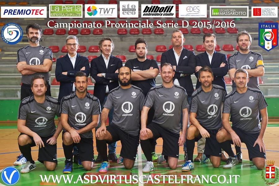Virtus Castelfranco Calcio a 5