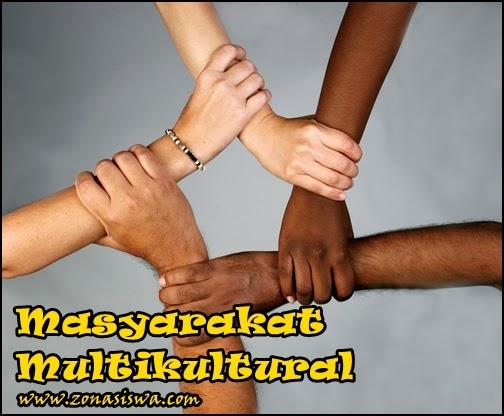 Masyarakat Multikultural | www.zonasiswa.com