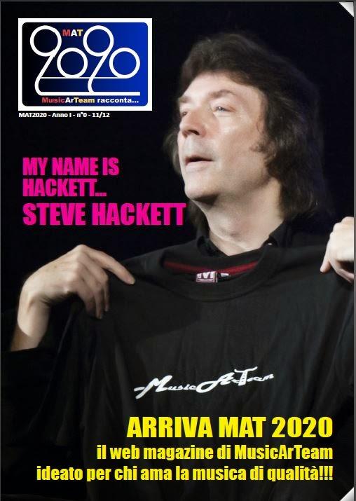 MAT2020 numero 0 - Novembre 2012