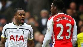 Video Gol Tottenham Hotspurs vs Arsenal 2-1
