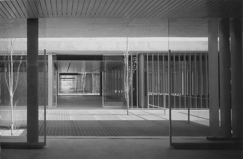 Cavica proyectos de arquitectura aulario iii universidad for Arquitectura tecnica ua