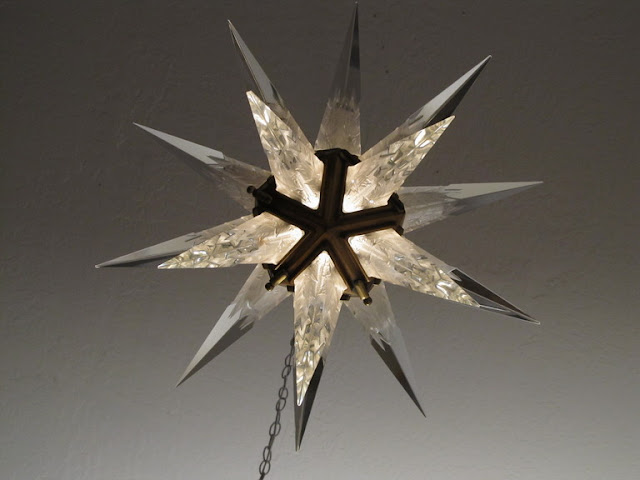 Donna's Blog: star light, star bright: star lights | Modernaire