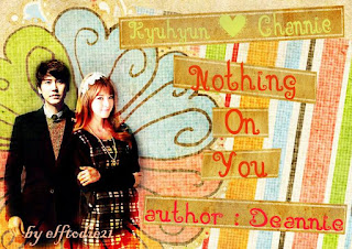 Nothin' On You Part 5 ff nc kyuhyun super junior yadong