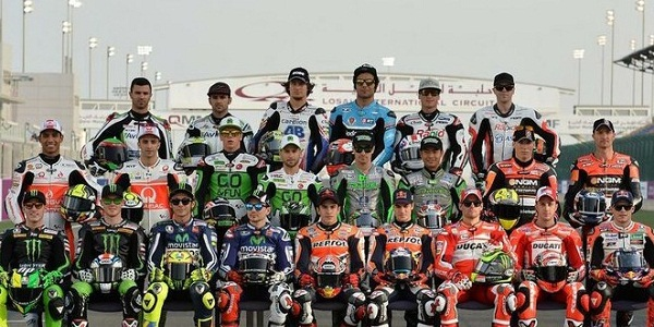 Update Participants rider MotoGP Season 2016