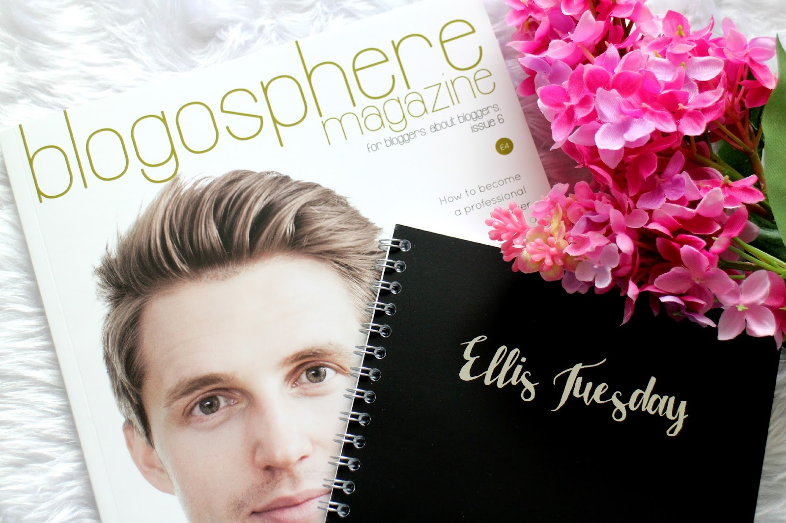 Blogosphere Magazine Marcus Butler Issue 6
