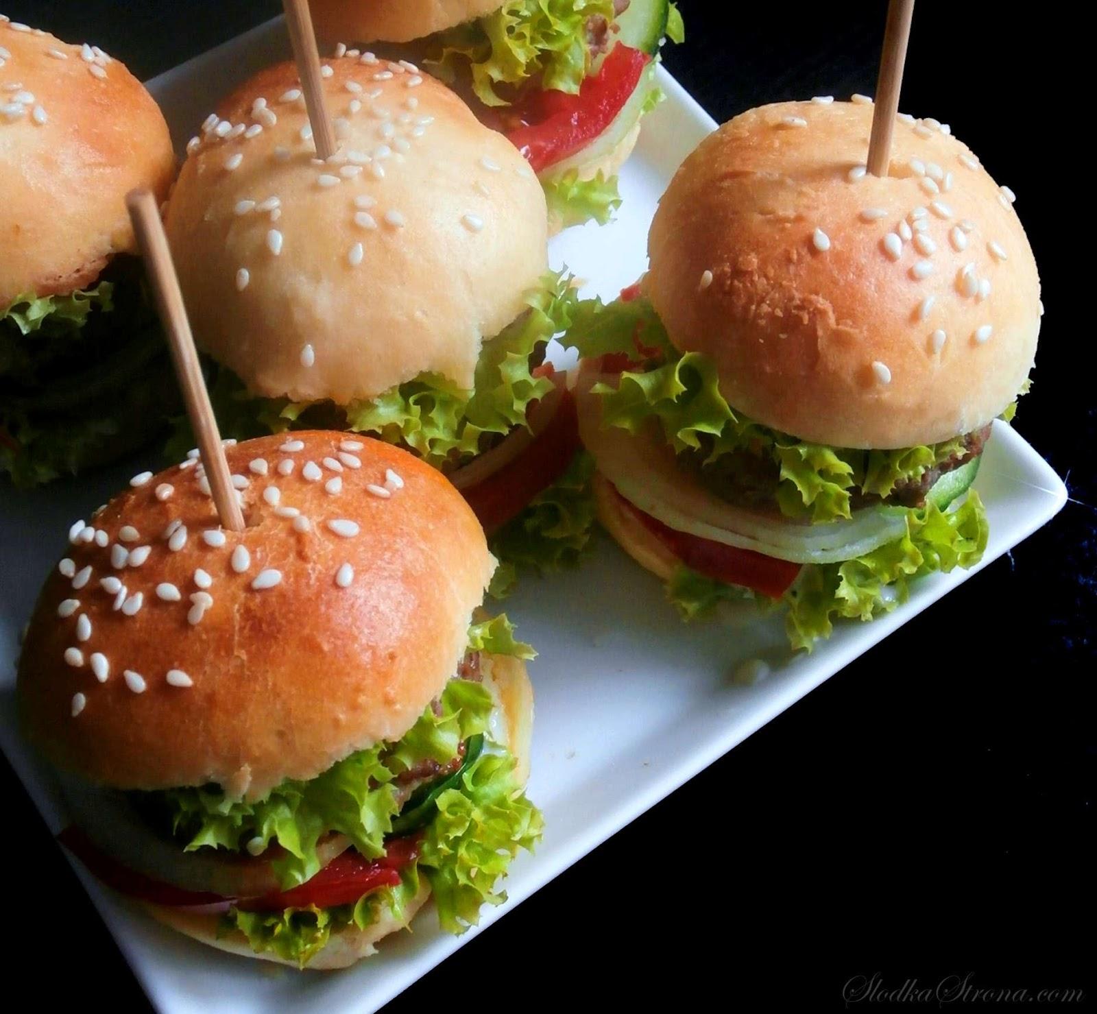 kinderbal dla dzieci hamburgery