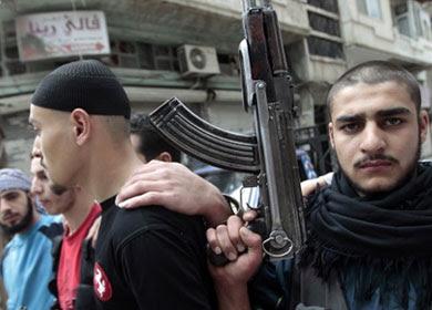 la proxima guerra yihadistas mercenarios extranjeros siria estados unidos