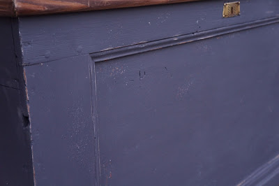 coffre-malle-table-basse-patiné-gris-vieilli