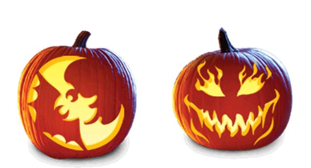 Cute photography love halloween pumpkin carving patterns
