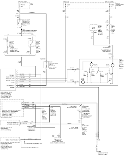 1997%2BFord%2BPickup%2BF350 1997 ford pickup f350 system wiring diagram service repair and 1997 f350 wiring diagram at fashall.co