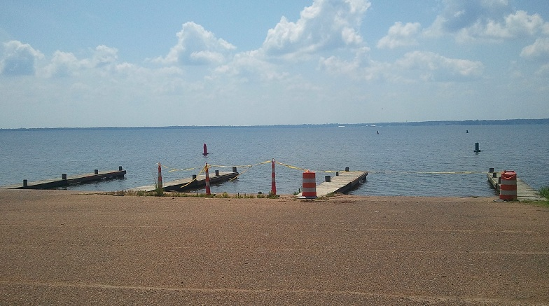 Ross barnett reservoir fannin landing to get new ramps for Ross barnett reservoir fishing report