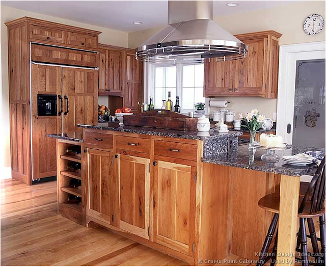 Arts and crafts kitchen ideas for Crafty kitchen ideas