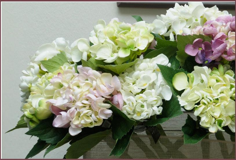 Arreglos florales naturales y artificiales oferta online for Plantas decorativas artificiales bogota