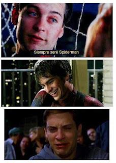 spiderman petter parker