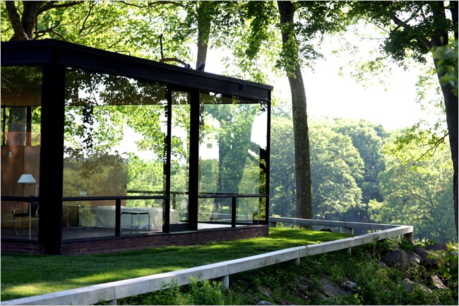 catalogued life: Glass houses again: meet one of the most ...