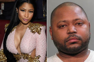 Nicki Minaj Bails Out her Brother Charged for Raping 12-year-old