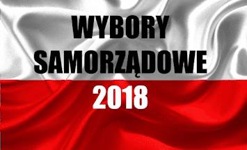 21.10.2018 - Wybory Samorządowe