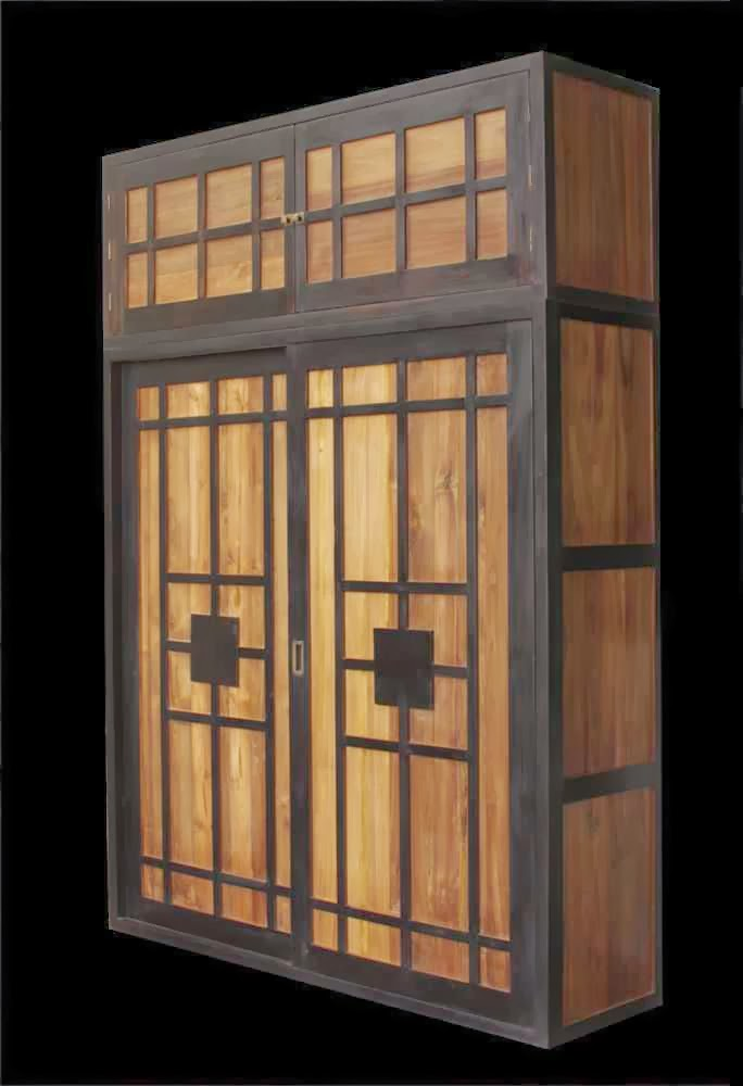 Custom made sliding wardrobe doors ayanahouse for Custom sliding doors