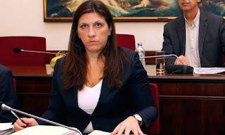 Κωνσταντοπούλου: Στην Ελλάδα γίνεται «πραξικόπημα» που δεν πρέπει να ολοκληρωθεί
