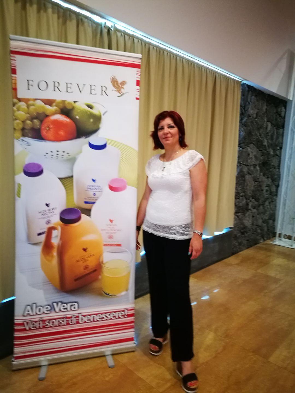 Lavora con Forever Living e Laura Leotta