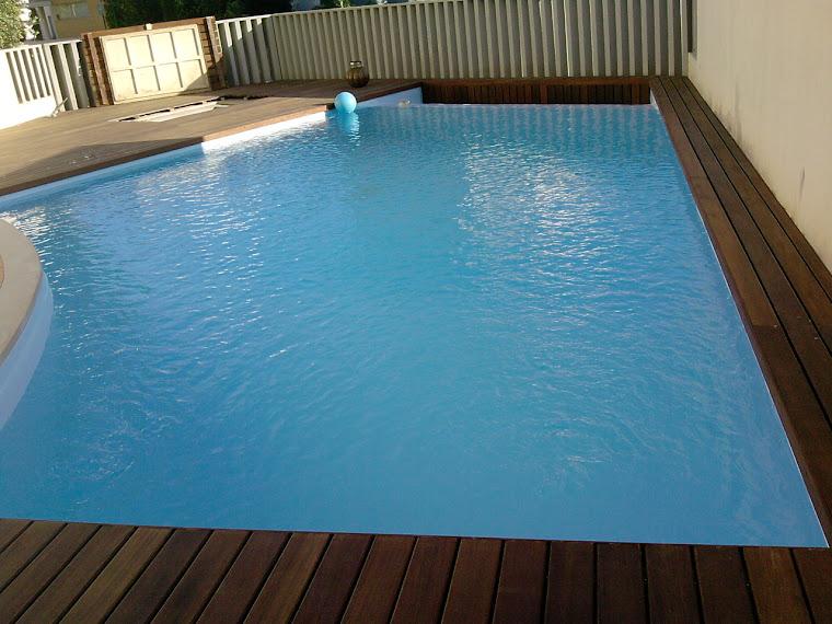 Fazemos piscinas de raiz