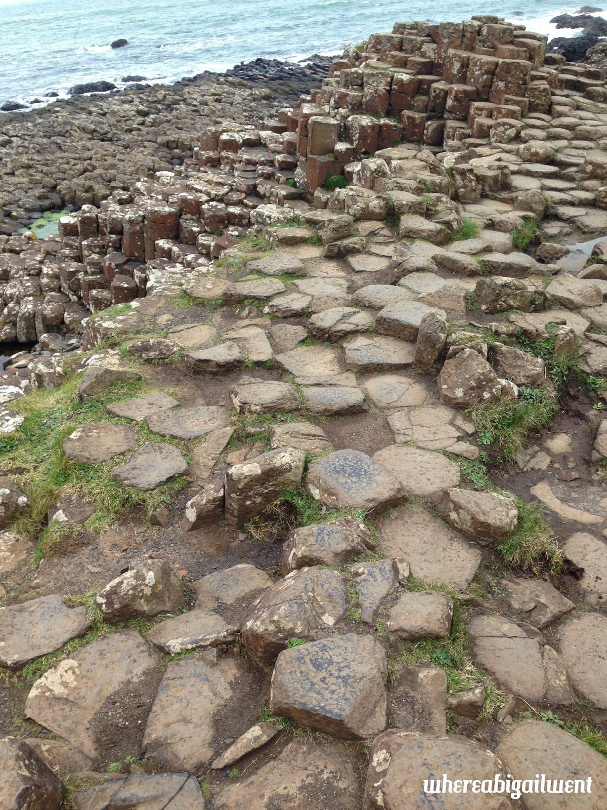 The Giant's Causeway County Antrim