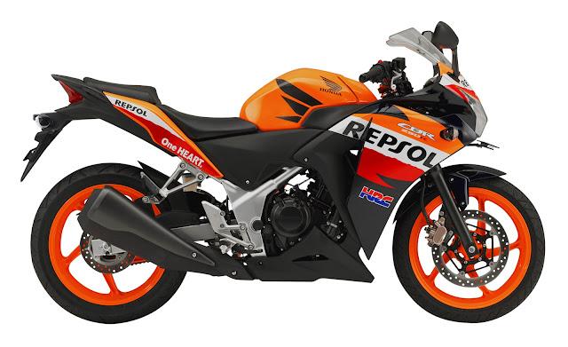 Honda CBR250R ABS Repsol Edition