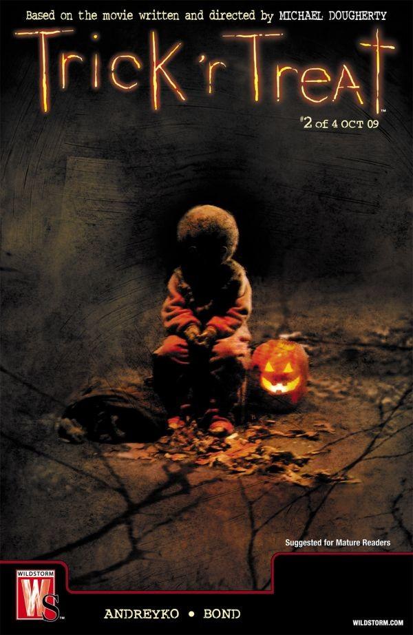 Halloween Graphic Novel
