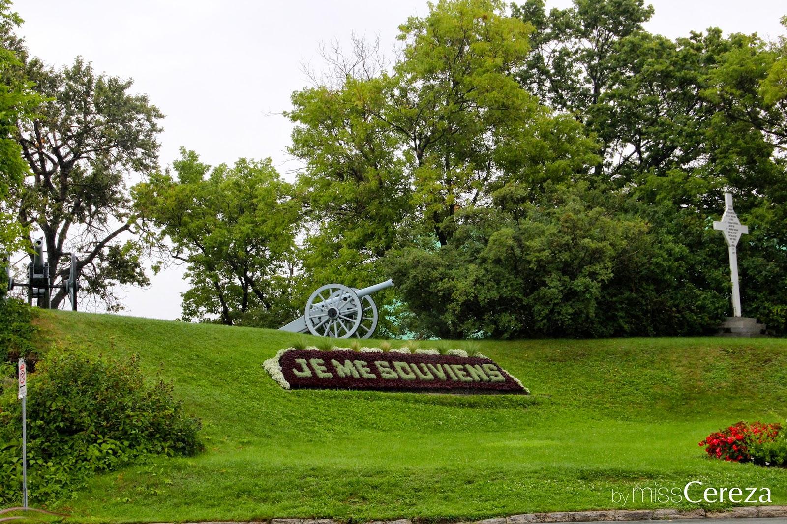 Battelsfield park quebec