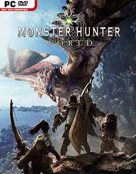 Monster Hunter - World Jogos Torrent Download capa