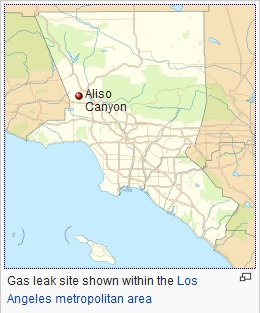 Aliso Canyon Gas Leak - Wikipedia