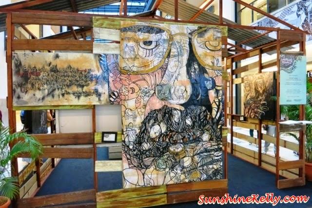 Demang Mantera - A Solo Exhibition by Izzat bin Aziz