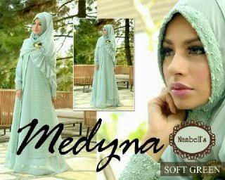 Baju Muslim Terbaru Ukuran Xl Medyna Syar By Nanbell 39 S