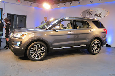 2017 Ford Explorer Release Date Price Review