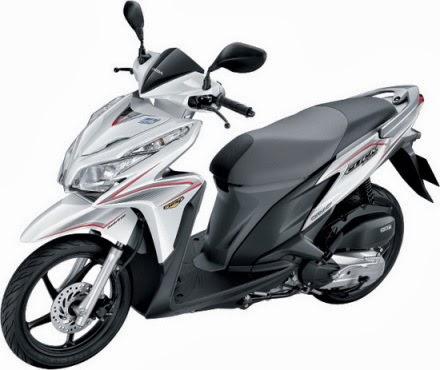 Daftar Harga Motor Honda Terbaru 2015 | Informasi Terbaru 2015