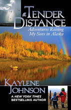 March Featured Author Kaylene Johnson