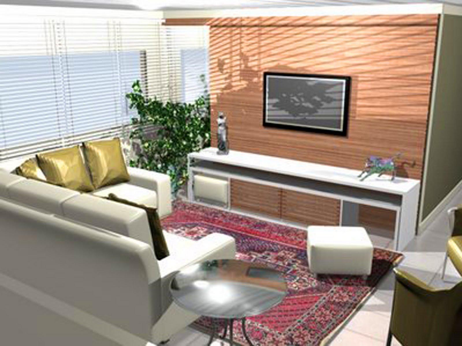 Estante Para Sala De Tv Planejada Lanzili Mveis Sob Medida Para  -> Estantes Para Sala De Tv Lcd