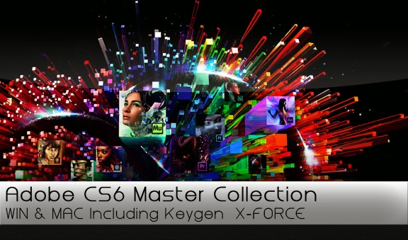 x-force adobe cs6 master collection keygen